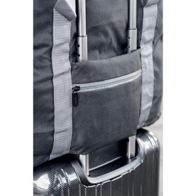 [TROIKA] TRAVEL PACK 접이식가방 레드&실버 TRP24/GR