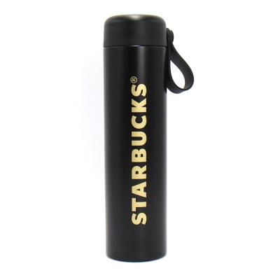 STARBUCKS 스타벅스 우드 스트랩 텀블러 473ml