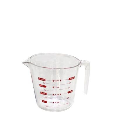 플라스틱 계량컵 실험실용품 투명 제과 제빵 500ml