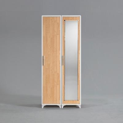 모렌 선반 장롱세트 거울도어형 800 (착불)