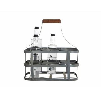 [House Doctor]Basket for 6 bottles Ka0955 바스켓