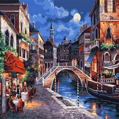 베네치아의 풍경 DIY 명화 Z082