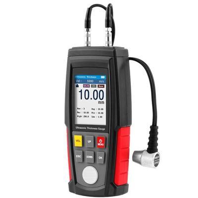 초음파 두께측정기 음성지원 WT100A 1mm-225mm측정