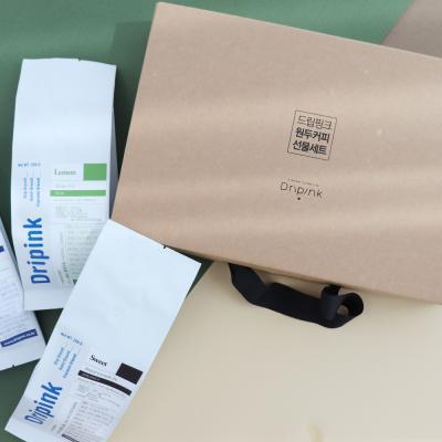 드립핑크 갓볶은 크래프트 원두커피 선물세트