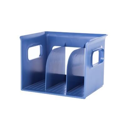 시스맥스 네오 책꽂이 3단 - 블루