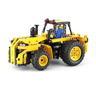 블럭 테크닉 스마트 중장비 트랙터 블럭RC CBT740170