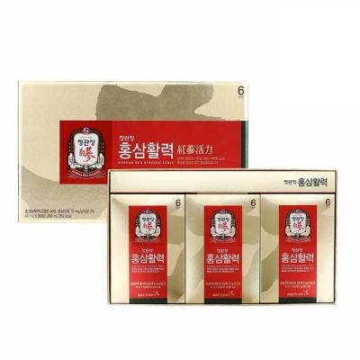 명절 홍삼 선물세트 4호