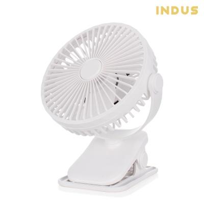 인더스 무선 충전식 집게형 선풍기 INO-D06CW
