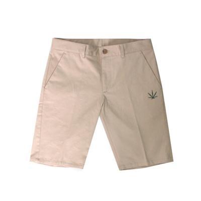 츄바스코 M. Pants Basic short Beige M17203