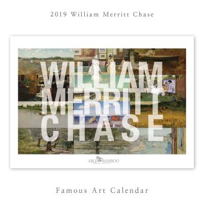 [2019명화캘린더]William Merritt Chase윌리엄체이스