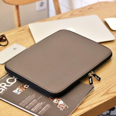 Varie 바리에 비비드 슬림 11.6인치 노트북 파우치 그레이 VIVID-Slim116GY
