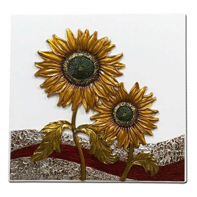 홈스타일링 해바라기 꽃 부조액자 CH1485728