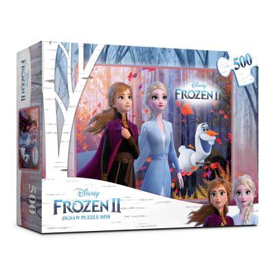 [Disney] 디즈니 겨울왕국2 직소퍼즐(500피스/D518)