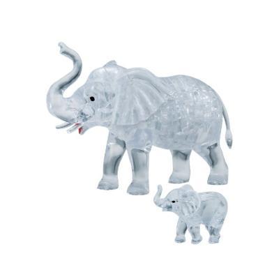 3D입체퍼즐 코끼리 가족 CP902355
