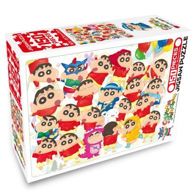 짱구 직소퍼즐 150pcs 와글와글