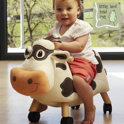 Moobert Animal Ride On 무벌트 붕붕카/젖소씽씽카