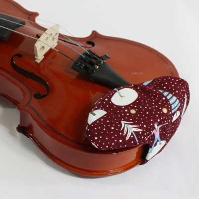 어린이 바이올린 핸드메이드 턱받침 커버 No15