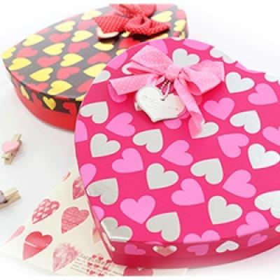포포팬시 20구 러브하트 초콜렛 선물상자