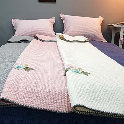 좋은솜 좋은이불 썸머킹 인견 침대 패드 160x210