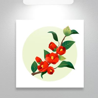 cq272-꽃과봄향기_소형노프레임