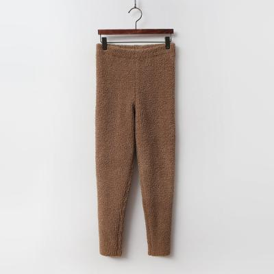 Very Soft Home Knit Leggings - 극세사
