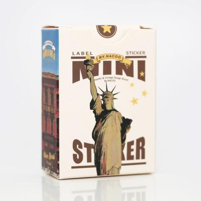 미니 스티커팩-17 뉴욕