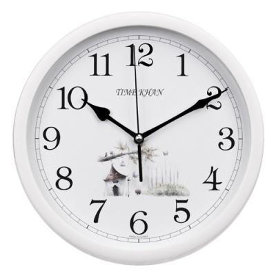 [타임칸] 퍼스날벽시계 260W 화이트 [개/1] 332151