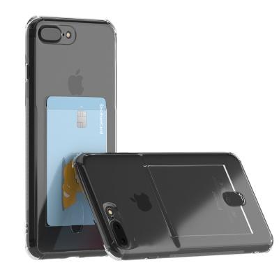 아이폰 7플러스, 8플러스 아이스핏 에드온 카드케이스