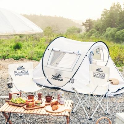 무로 아웃도어 원터치 텐트
