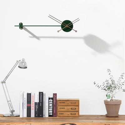 리베레 인테리어벽시계 (딥그린)