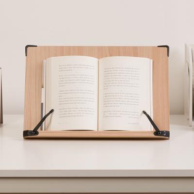 프라임 40cm 1단 항균필름 독서대 p400 책받침대
