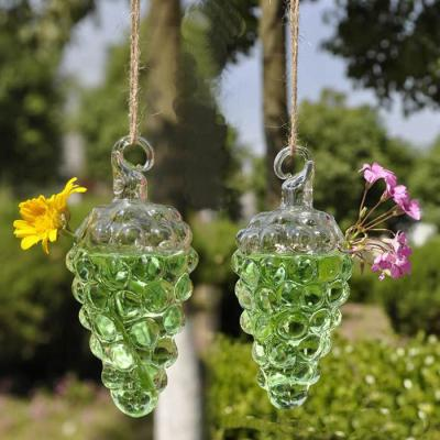 [adico]유리꽃병 - 포도