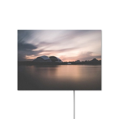 NAPAL 나팔 인테리어 액자 블루투스 스피커 H005-HALF