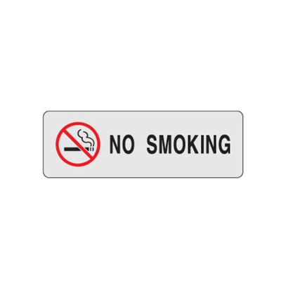 NO SMOKING 금연 32OZ05 안내판 표지판 경고 사인 O