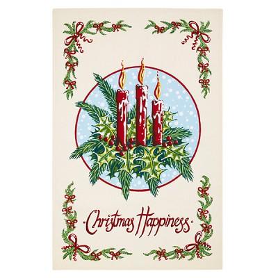[울스터위버스]크리스마스 캔들-면 티타올