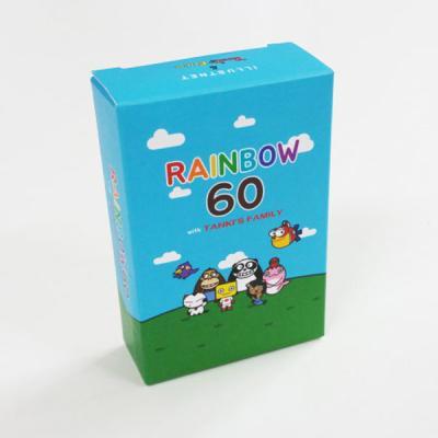 수학시리즈 Rainbow60 /보드게임