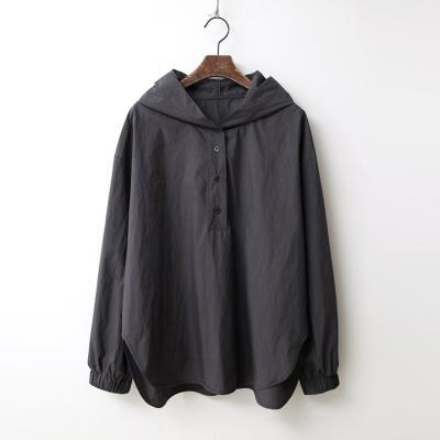 Hooded Utility Shirts