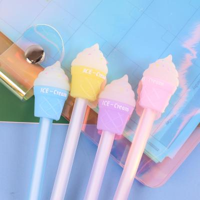 아이스크림 볼펜 예쁜 아이스크림 펜 귀여운 필기구