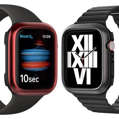 애플워치 케이스 6 SE 5 4 에이미