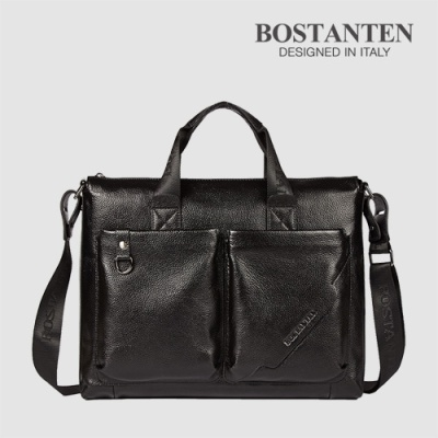 BOSTANTEN 보스탄틴 천연소가죽 남성 서류가방 B10104