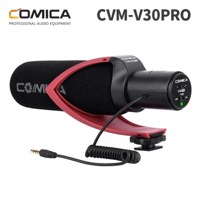 코미카 전자식 수퍼카디오이드 마이크 V30PRO