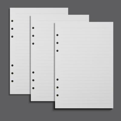 스토리 6공 다이어리속지(A5)/ 유선 다이어리리필