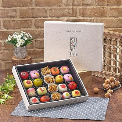 [뜨레쭈레] 전통수제 화과자,화과정,호두강정