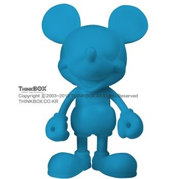 [Vinyl Art Figure]Design It Yourself 자기만의 미키(blue)