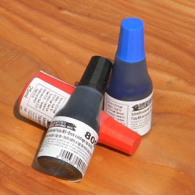 [Colop] 광택지,플라스틱 등에 사용하는-일본산 컬럽 PREMIUM Quick Dryind 809 불멸잉크