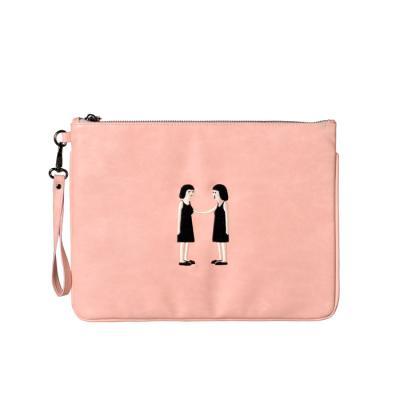 [kiitos]Strange Girl Clutch Bag_TOUCH