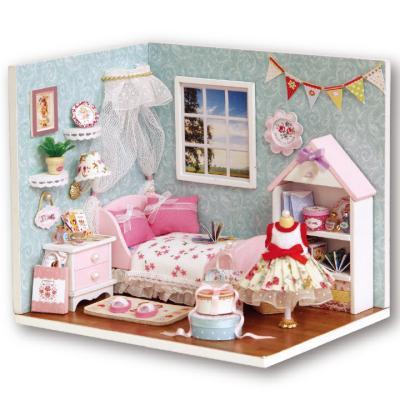 DIY 미니어처하우스 행복한 작은방