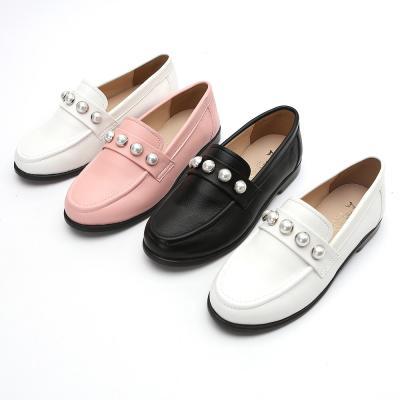쁘띠 진주로퍼 190-230 아동 주니어 키즈 구두 신발