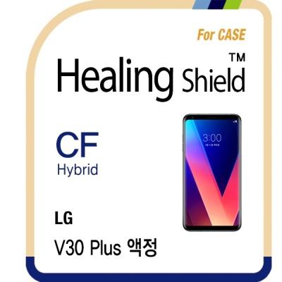 V30 플러스 하이브리드 케이스용 필름1매+후면(무광)1