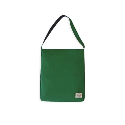 Reversible two way bag_Forest green